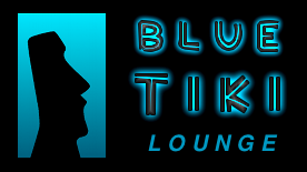BLUE TIKI LOUNGE